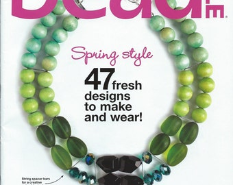 Beadstyle Magazine March 2015 Issue