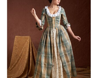 Misses' 18th Century Costumes - Simplicity 8161 Misses Theatre Costumes - US Sizes Sizes: 6 -8 -10 -12 -14 or 14 -16 -18 -20 -22