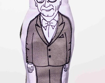 Joey Smallwood Finger Puppet