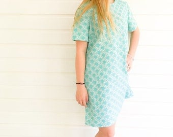 Vintage A-line Dress