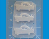 SALE 3 Retro Car Shapes Pallet handmade Plastic Mold