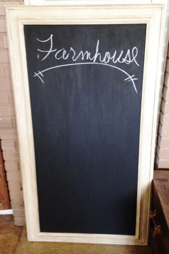 Farmhouse Extra Chalkboard