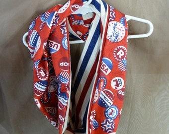 Republican scarf