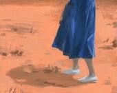 The Desert One . giclee art print