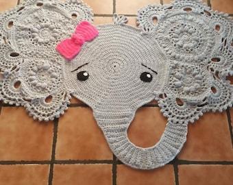 Made To Order Elephant Rug