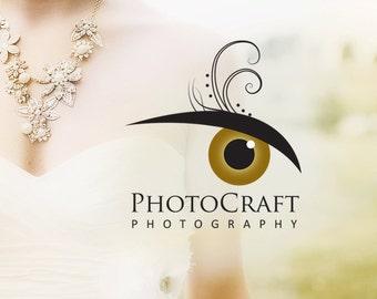 Photography Logo, Eye Logo, Business Logo, Logo Design, Graphic Logo Design, Premade Logo, Graphic Design Logo, Boutique Logo, Logo, .