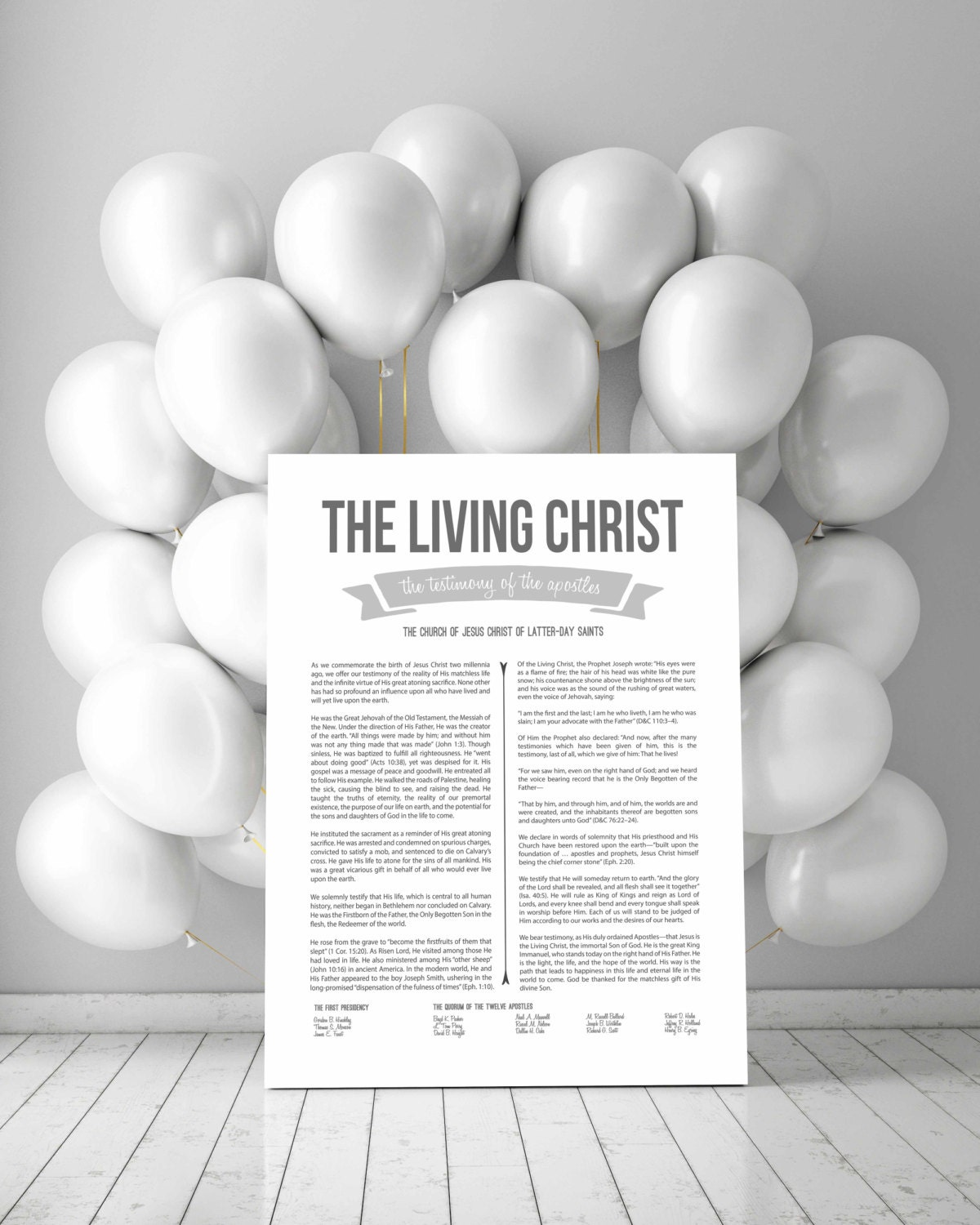 It is a photo of Sweet The Living Christ Printable