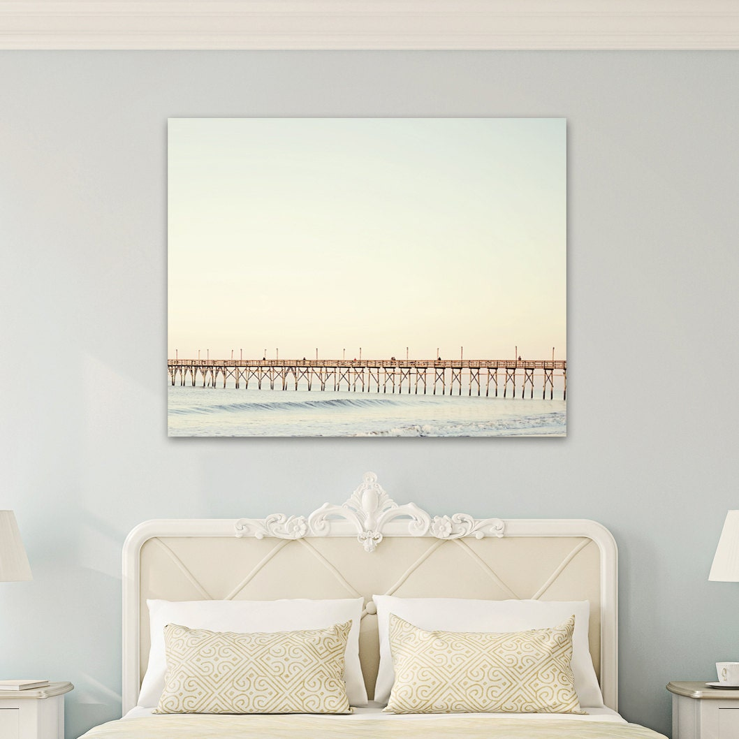 Nautical decor canvas art coastal wall art large wall art Large wall art