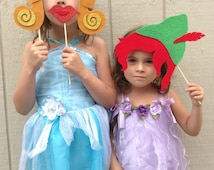 Choose Your Own Tinker Fairy Photo Booth Props A