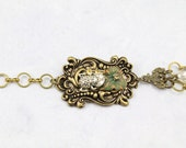 Chinese Money Frog Bracelet, Good Luck Bracelet, Oriental Jewelry Design, Frog  Bracelet, Animal Bracelet, Totem Jewelry - BB5