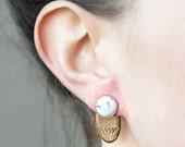 DIA / PISGAH earrings