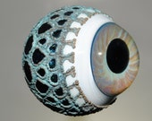 Eyeball Contemporary Marble with Copper by Tim Keyzers and Keebler Williams