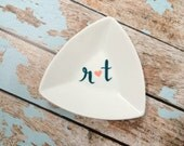 Ring Dish - Limited Edition Triangle Ring Holder