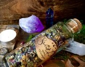 Sweet Dreams- Herbal Incense- Relaxation, Sleep, Astral Travel, Protection
