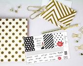 Fashionista - Happy Planner Decorative stickers
