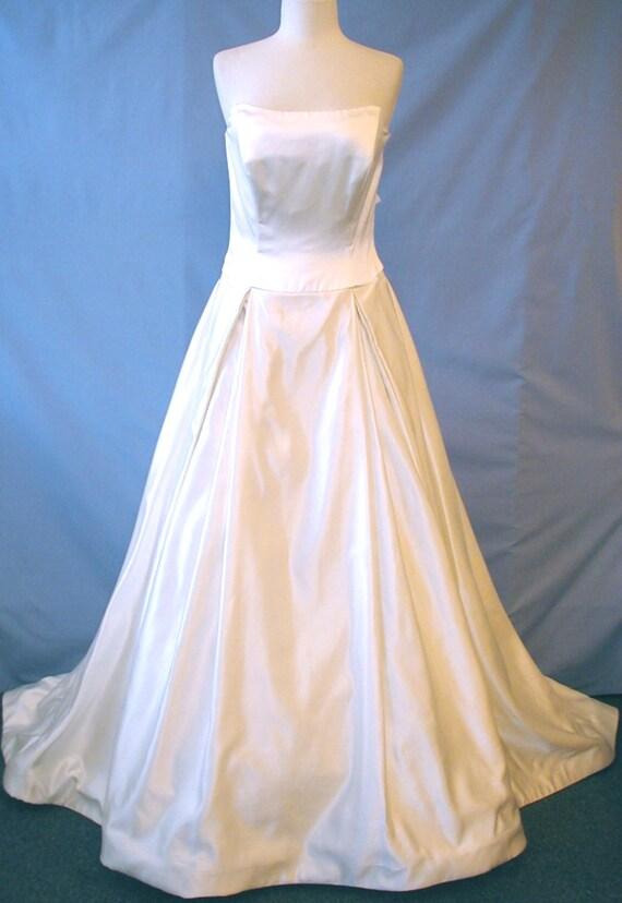 Beautiful Givenchy Wedding Dress Size 10 By SophiaSimon On Etsy