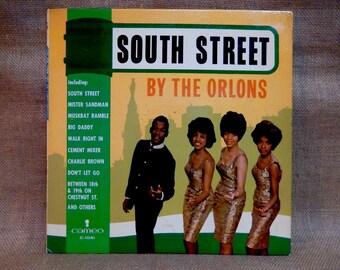 The ORLONS - South Street - 1963 Vintage Vinyl Record Album