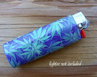 Cush Vinyl Waterproof Sticker for Lighter, wrap, skin, cover, smoke weed, pot, bic, 420