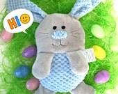 Floppy the Bunny - BLUE