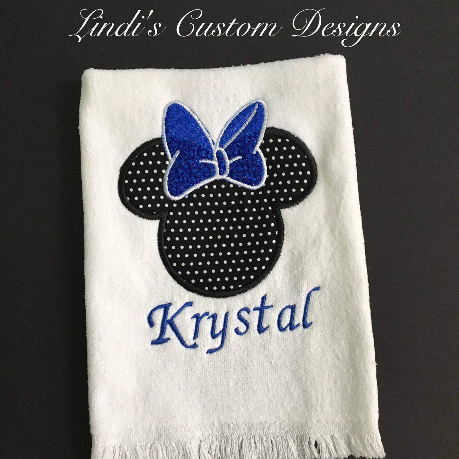 Personalized Spirit Towels