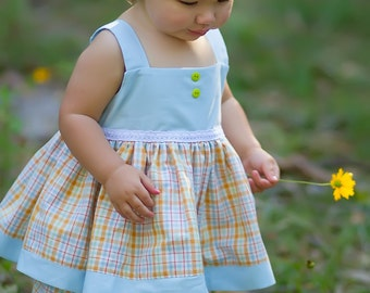 Summer Top with  Bubble shorts - size 12mo-5