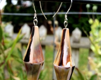 Lisway Shell Earrings