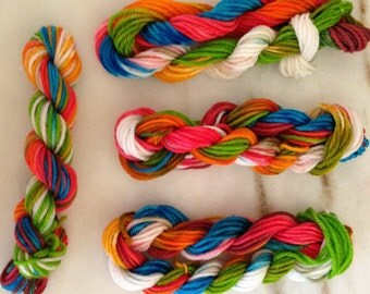 Mini Skein, After the Rain, 20 yards each