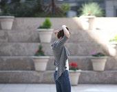 Autumn cardigan, One size cardigan, Autumn women's wear, Knit cardigan, Women's cardigan