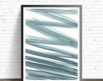 Modern abstract art. Minimalist Art Print. Abstract Painting Print. Minimalist painting print. Modern art print. Minimalist print