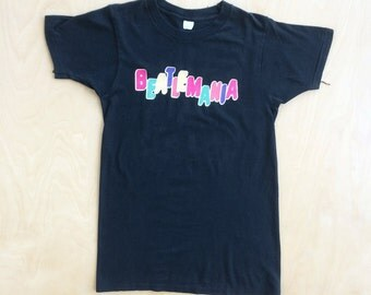 DEADSTOCK Beatlemania Vintage The Beatles 1970s T-Shirt