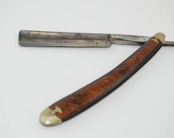 Diamondine Antique Straight Razor