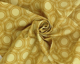 SALE FABRIC, Heirloom, Joel Dewberry, Fabric By The Yard, Gold Fabric, Fat Quarter, Fabric, Quilt Fabric