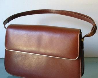 Casal Spanish Leather Shoulder Bag
