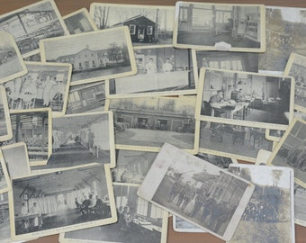 30 WWI Camp Merritt New Jersey Army Base Camp - 1910s postcards