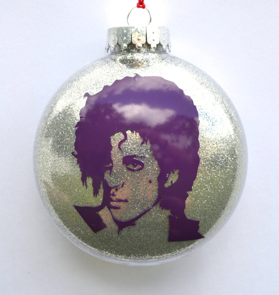 Dad christmas ornament - Prince Christmas Tree Ornament Great Gift For Music Lover Mom Dad Coworker