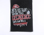 Patch - The Rocky Horror Picture Show quote