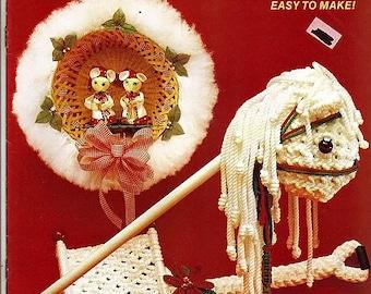 Macrame Holiday IV Beautiful Christmas Decor Easy to Make MM521
