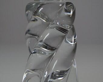 Baccarat Hand Blown Crystal Table Lamp Base