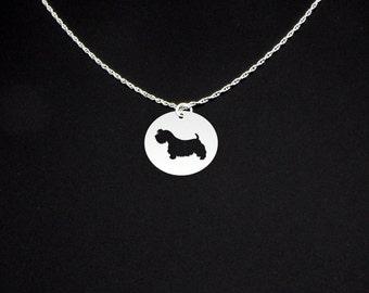 Sealyham Terrier Necklace - Sealyham Terrier Jewelry - Sealyham Terrier Gift