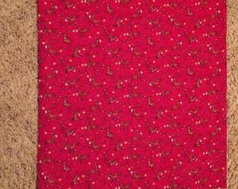 Rudolph pillowcase