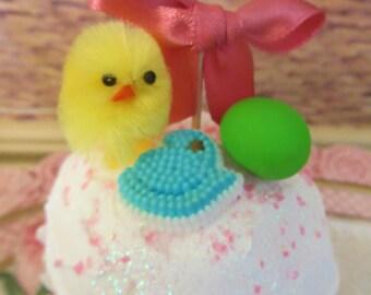Fake Easter Cupcake,Faux Cupcake,Cupcake,Party Decor,Party Decoration,Photo prop,Artificial Cupcake