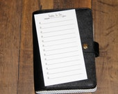 PRINTED – Personal Size Planner Inserts - Tasks to Do - 15 inserts (printed front & back)