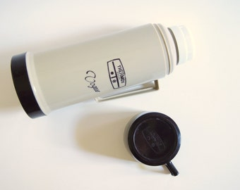 Vintage Vogue Thermos Coffee and Cream 0.5 Litre