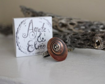 Copper Echolocation Ring