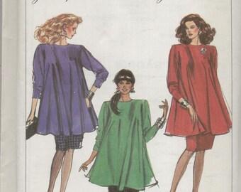Simplicity Pattern 8757--Uncut--Maternity Top/Pants/Skirt--Misses' Size 16