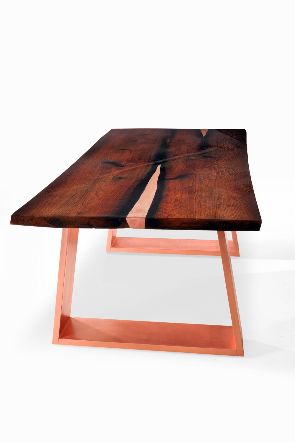 Luxury Live Edge Dining Table Sarma Modern Dining Table