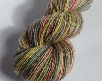 Easter Bunny Variegated 4ply Sock Yarn 100g
