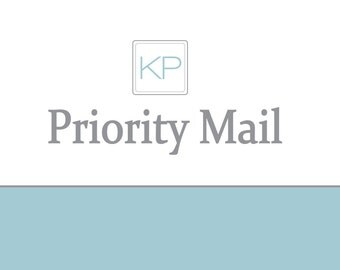 Priority mail - 2 to 3 Business Days Shipping