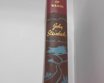 Vintage John Steinbeck, The Grapes Of Wrath, 1939 Copyright