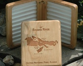 River Map Fly Box-BROOKS ...